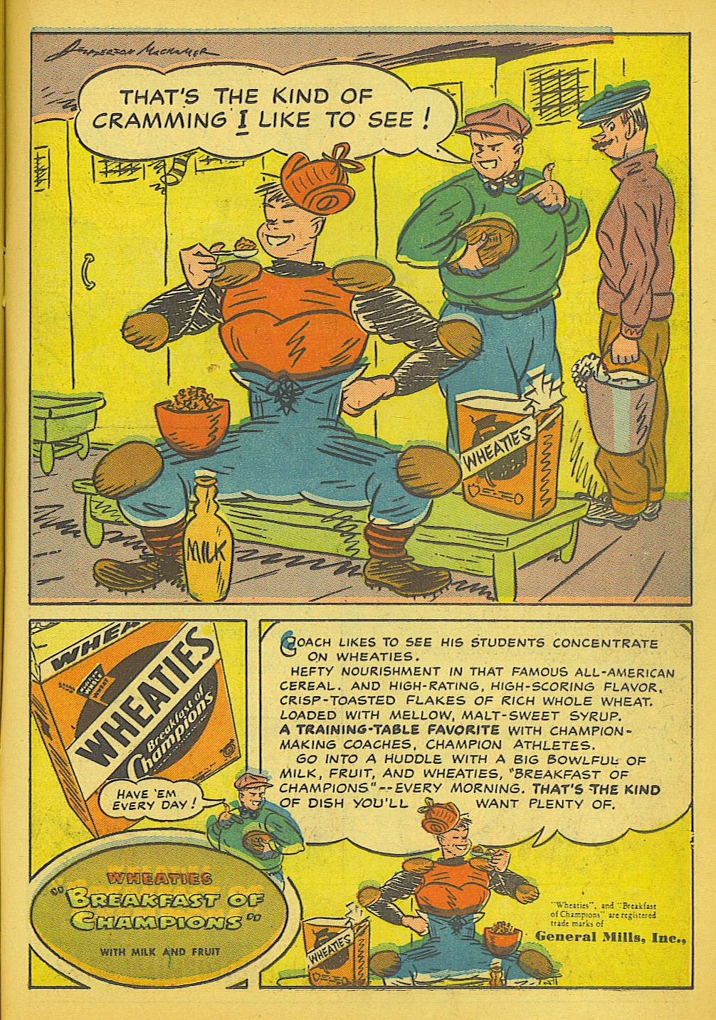 Read online Action Comics (1938) comic -  Issue #91 - 21