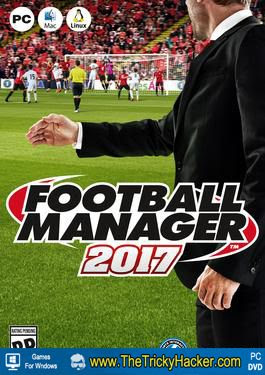 Football Manager 2017 Free Download Full Version Game PC
