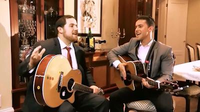 """Shabbos Angels"" una bella canción por Binny Fogelgarn & Tunni Fogelgarn."