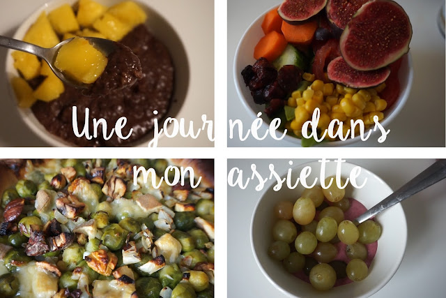 une_journée_dans_mon_assiette_what_I_eat_ina_day_autumn_2017