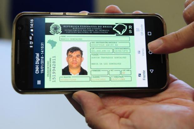 Detran libera aplicativo CNH digital 2019 - GRÁTIS