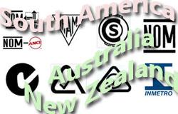 Conformit Mark Australia - South America