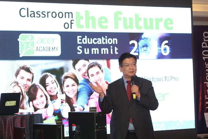 Acer To Further Grow The Academe Market