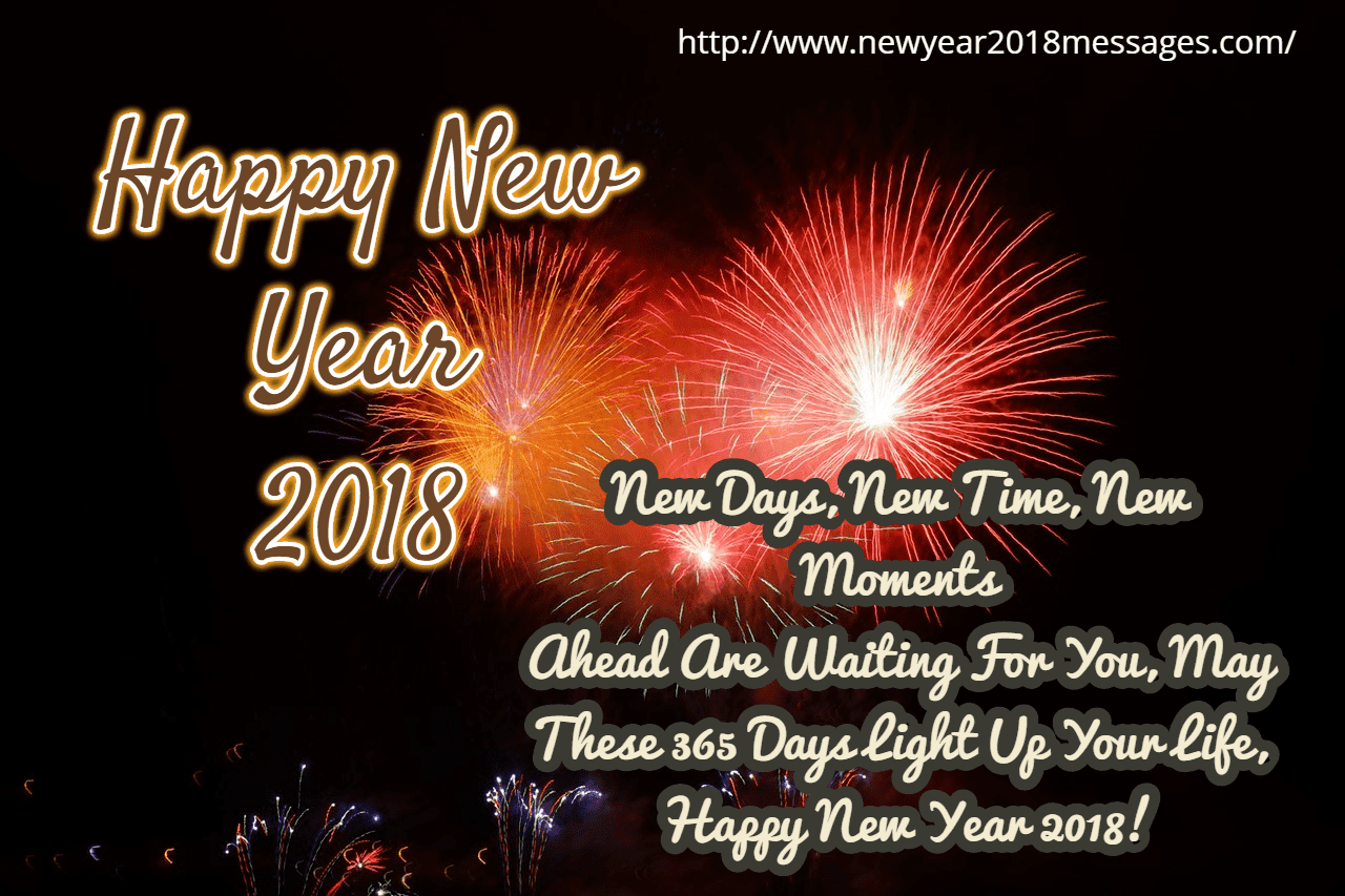 Happy new year 2018 greetings how we can get amazing colors in happy new year 2018 greetings m4hsunfo