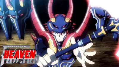Cardfight!! Vanguard G Next - EP32
