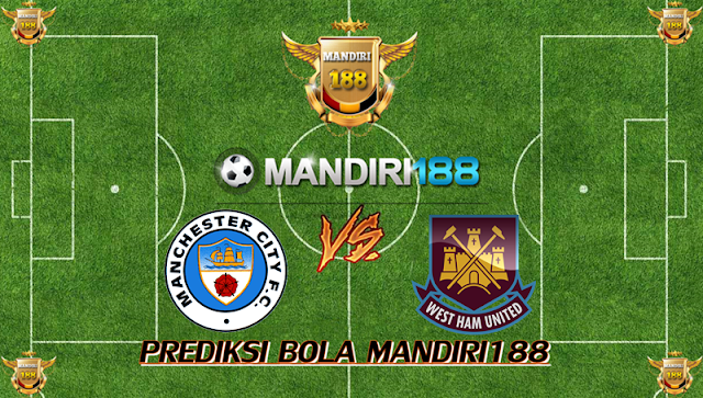 AGEN BOLA - Prediksi Manchester City vs West Ham United 3 Desember 2017