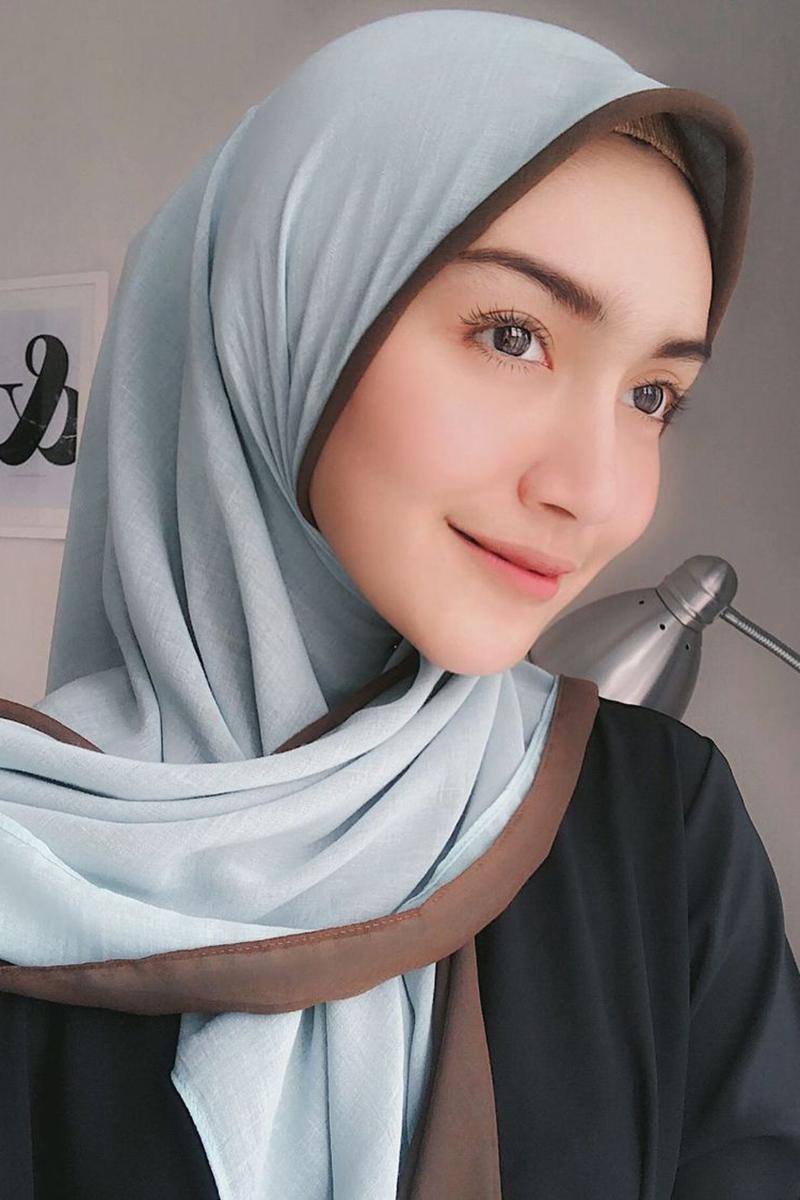 Cewek IGO jilbab Cantik abika terbaru mirip arab