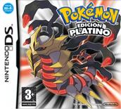 Pokemon Platino NDS, español, Mega