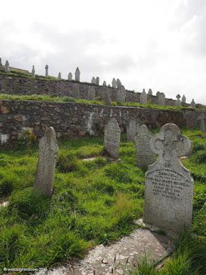Hillside Graveyard St Ives Westcliff