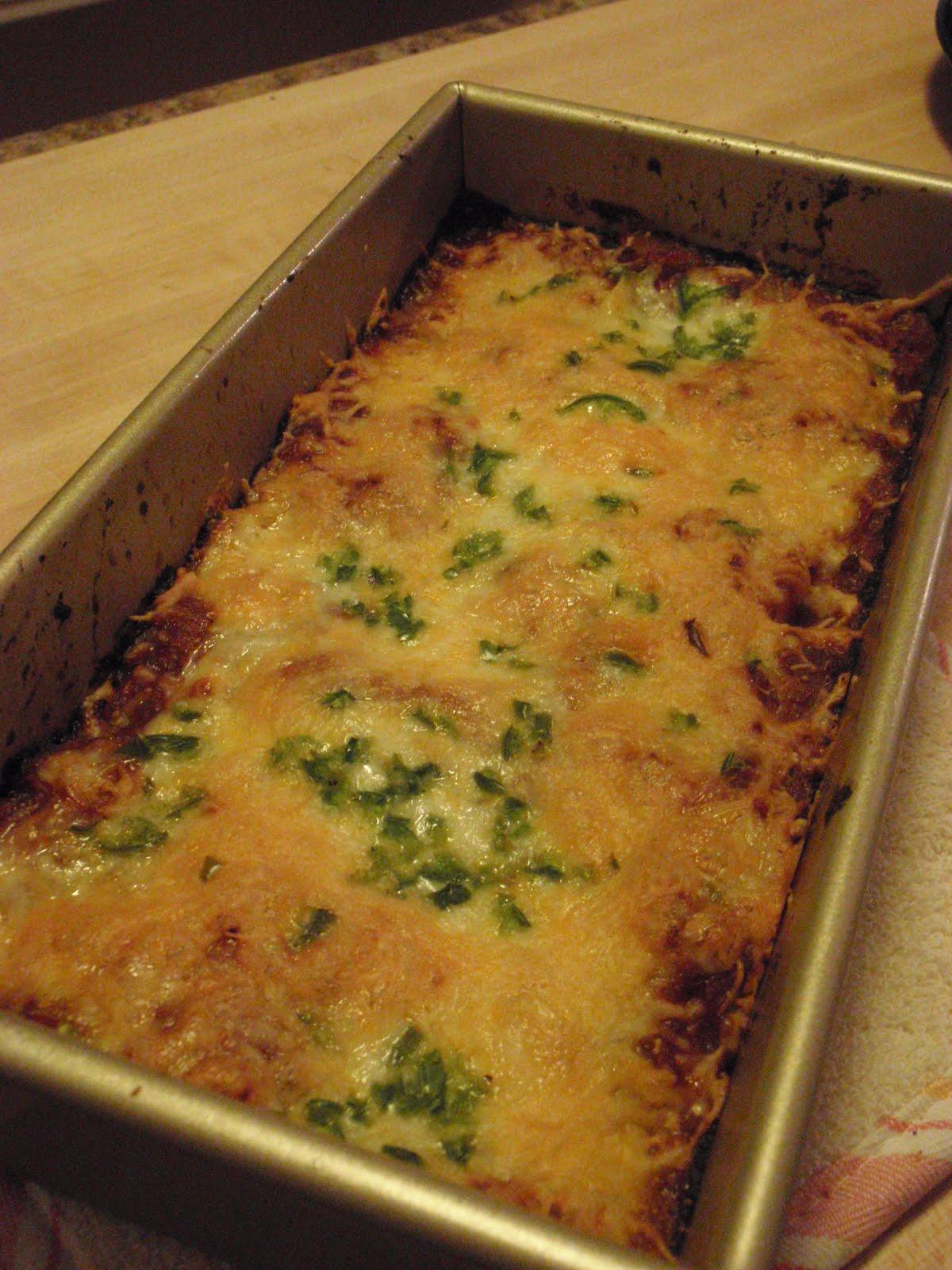 America S Test Kitchen Mexican Lasagna