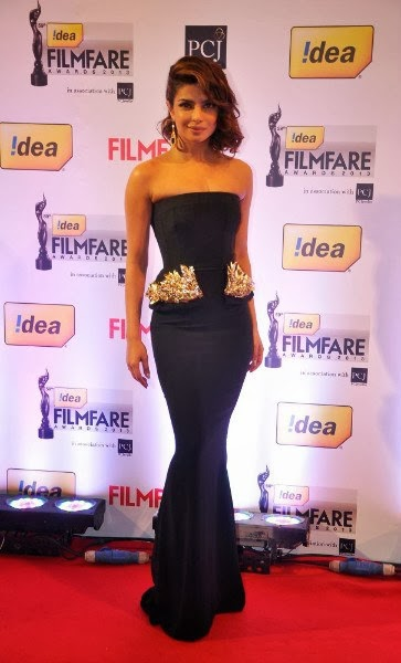 Indian Actresses at 59th Filmfare Awards