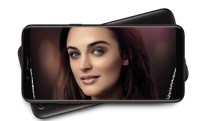 OPPO f5 youth with face unlock