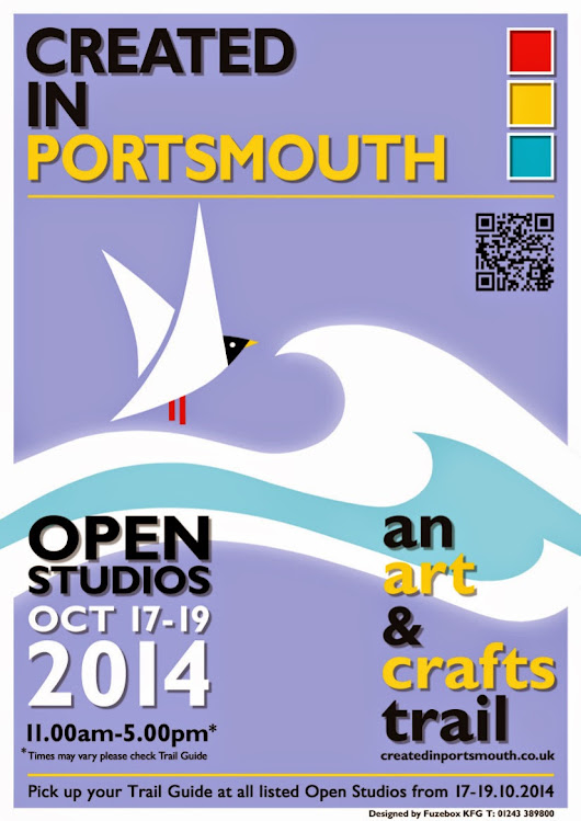 Created In Portsmouth Arts Trail