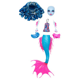 MH Create-a-Monster Siren Doll