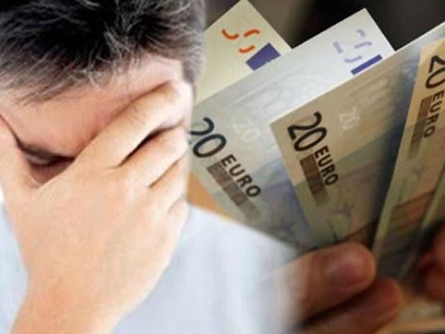 Στοιχεία-σοκ για τους μισθούς των νέων: 380 € για 24χρονους – 265 € για 18αρηδες!