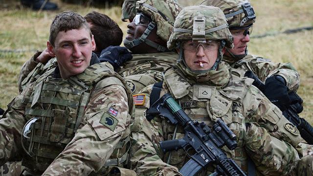 """Ejército de EE.UU.: """"En 10 años podremos ganar cualquier guerra"""""""