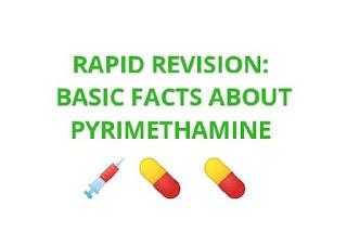 Basic Facts About  Pyrimethamine
