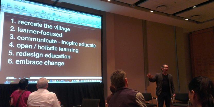 Design Educators Seminar - 3 Years later