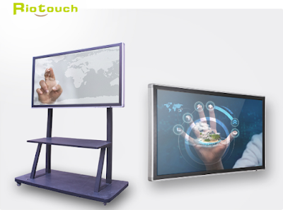 màn hình cảm ứng hồng ngoại đa điểm