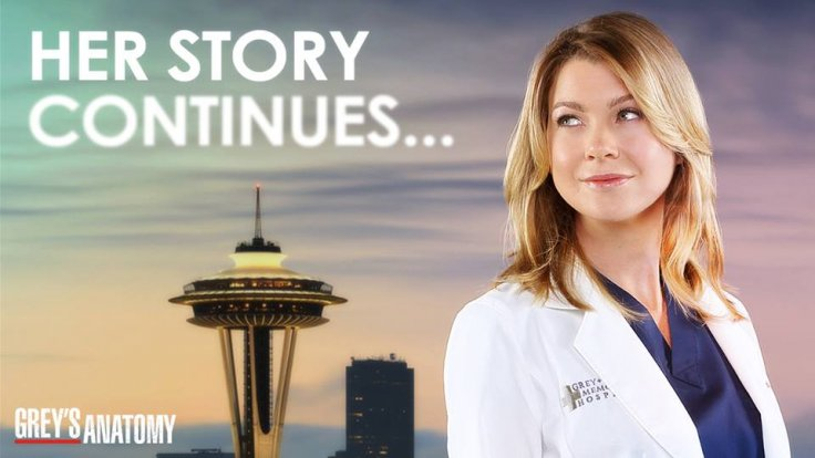Grey's Anatomy Addicts: Meredith And George's Sexual Encounter - A
