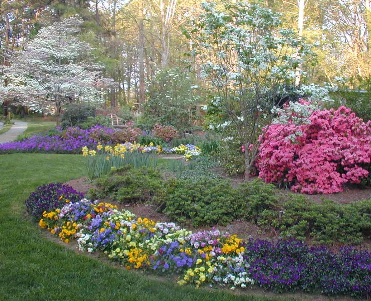 Georgia Garden: Residential Landscape Design Information And Tips For