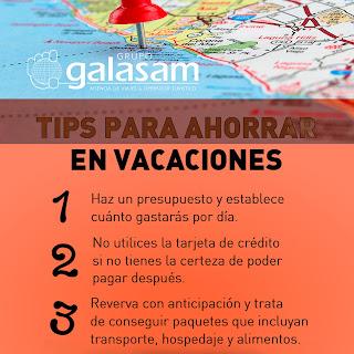 Tips para ahorrar a viajar