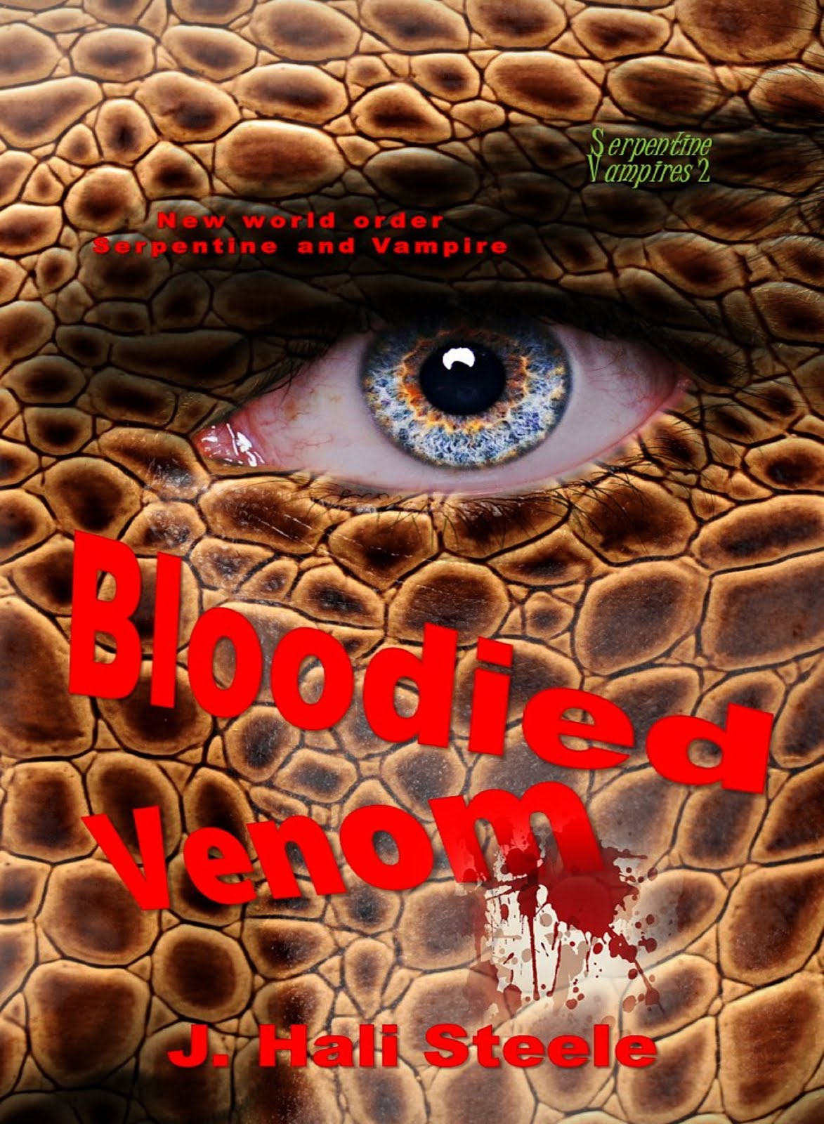 Bloodied Venom-Serpentine Vampire 2