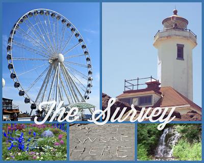The Survey, a weekend recap 9/13/2015