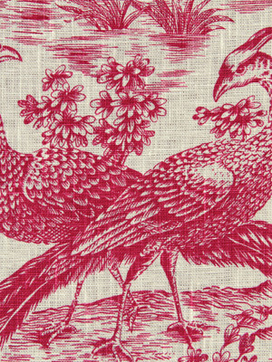 Chinoiserie Chic A Favorite Chinoiserie Fabric