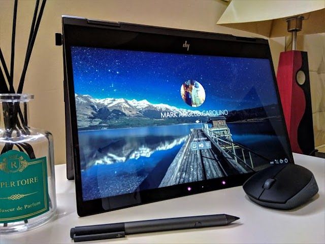 HP Envy x360 Convertible Review