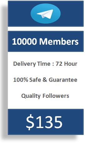 buy 10000 telegram members