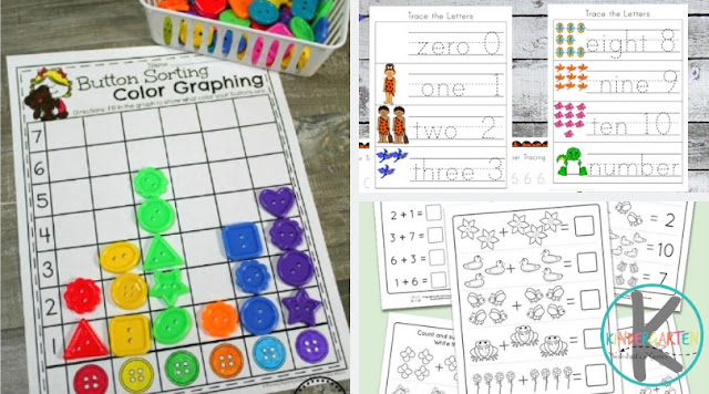 Addition & Subtraction Worksheets