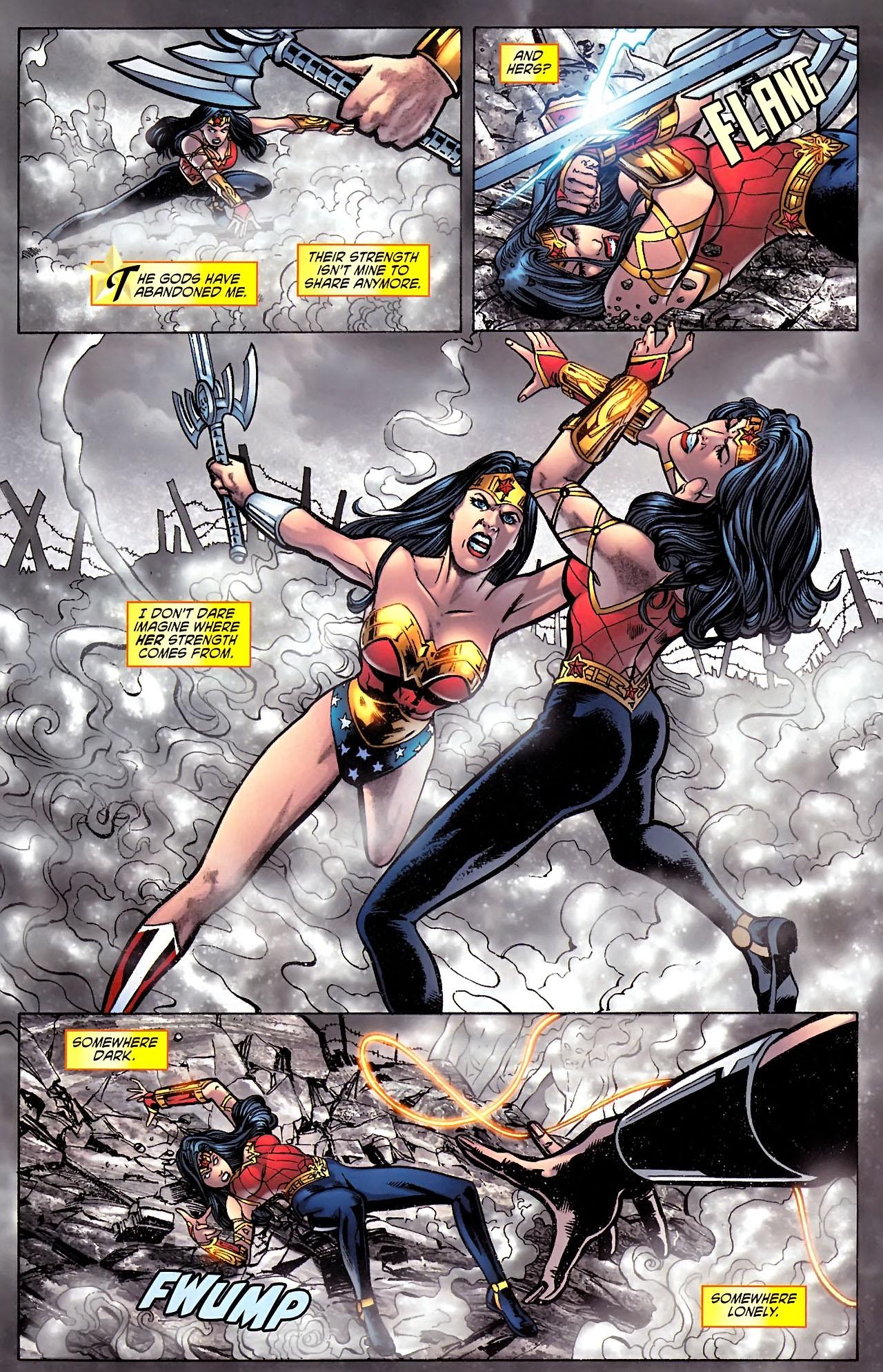 Read online Wonder Woman (2006) comic -  Issue #613 - 4