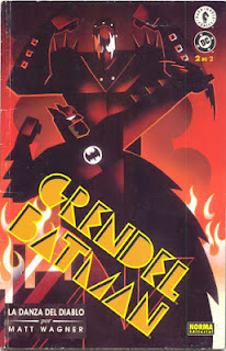 Grendel y Batman