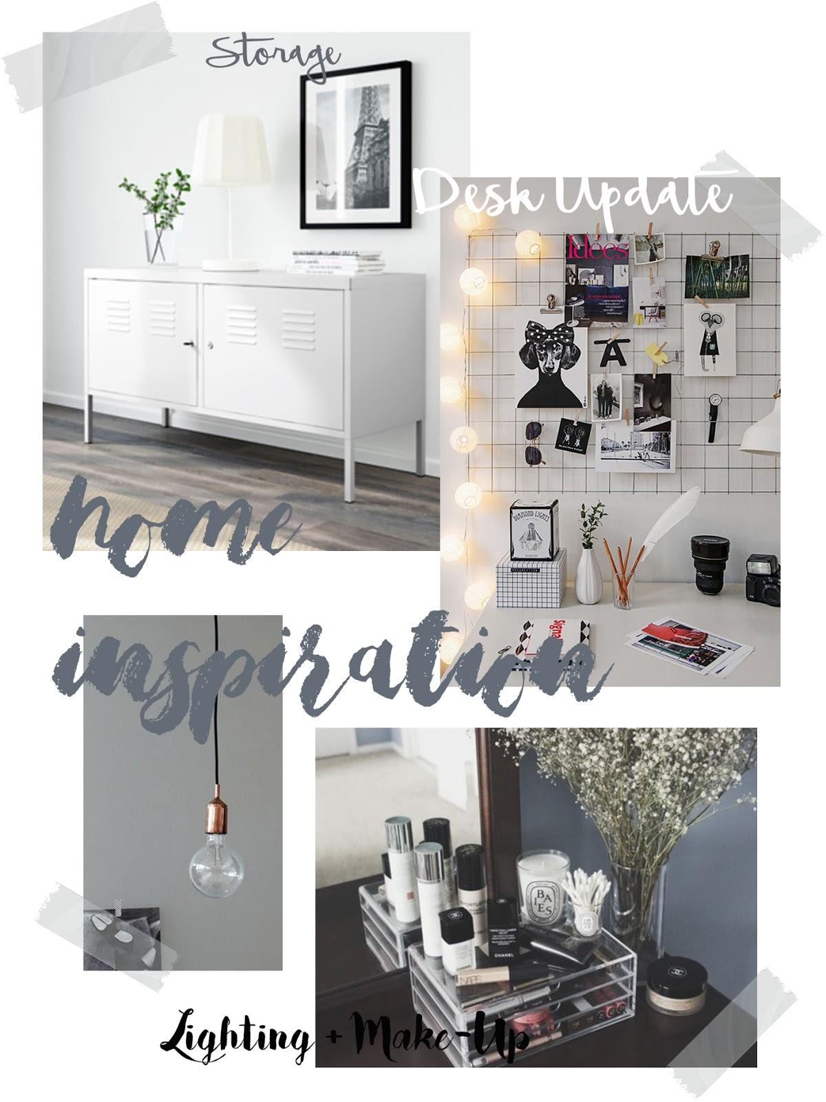 Home Wishlist + Inspiration