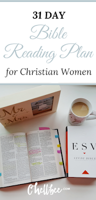 Bible Reading Plan | Discover the Bible in this 31 day reading plan for women. Encouraging Scripture Bible study plans #bibleverse #bible