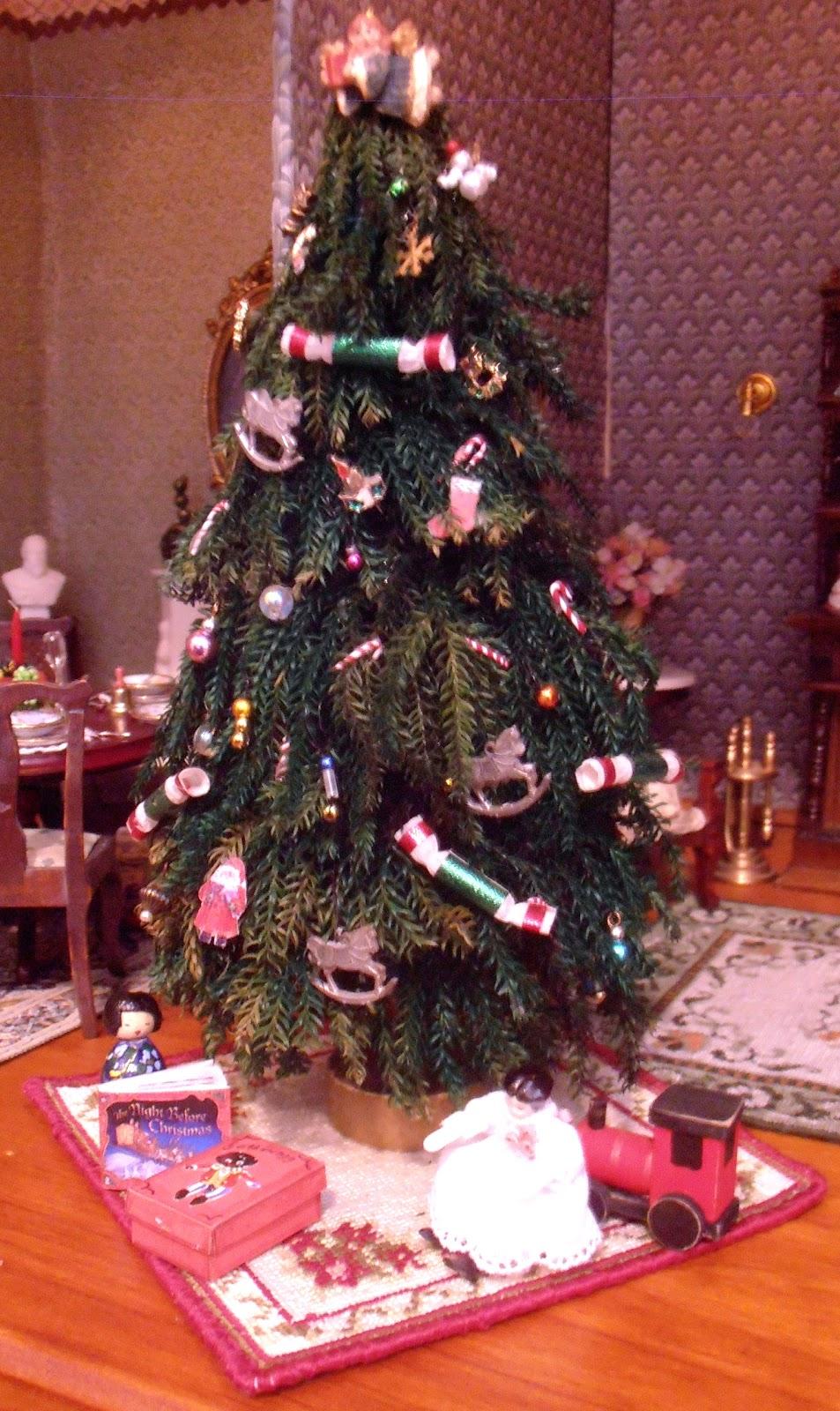 Mini Christmas Tree Real
