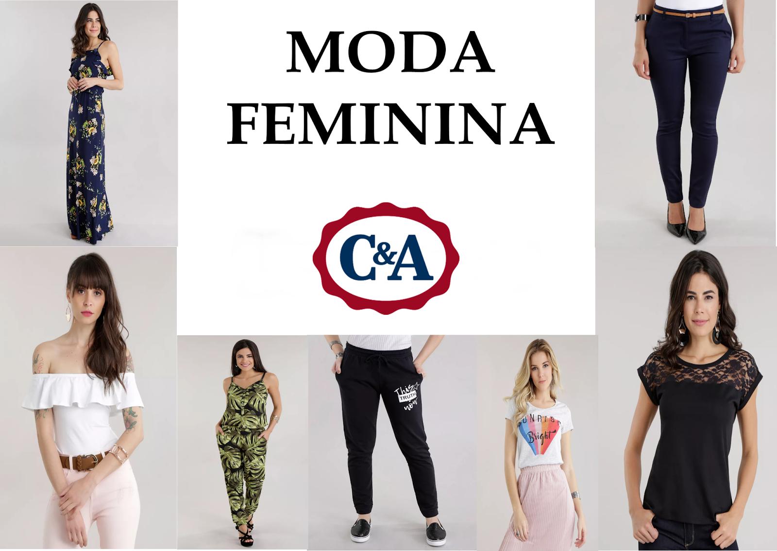 f4126db04f A C A foi fundada em 1841 pelos irmãos holandeses Clemens e August. Suas  iniciais deram origem ao nome da marca.pioneiros na confecção de roupas  prontas ...