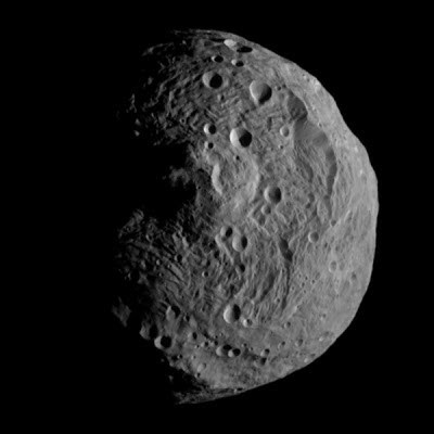 MIT News: Asteroid Vesta Once Had Dynamo That Generated ...