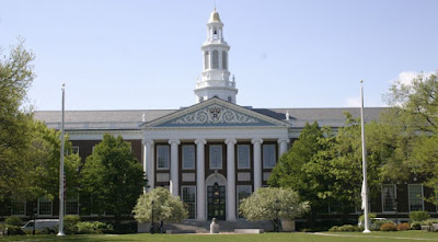 Harvard Business School-Universitas Harvard
