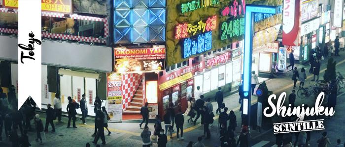 Shinjuku scintille...