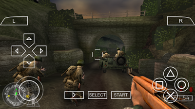 Call of Duty Roads to Victory PPSSPP Android _v(USA).iso Offline