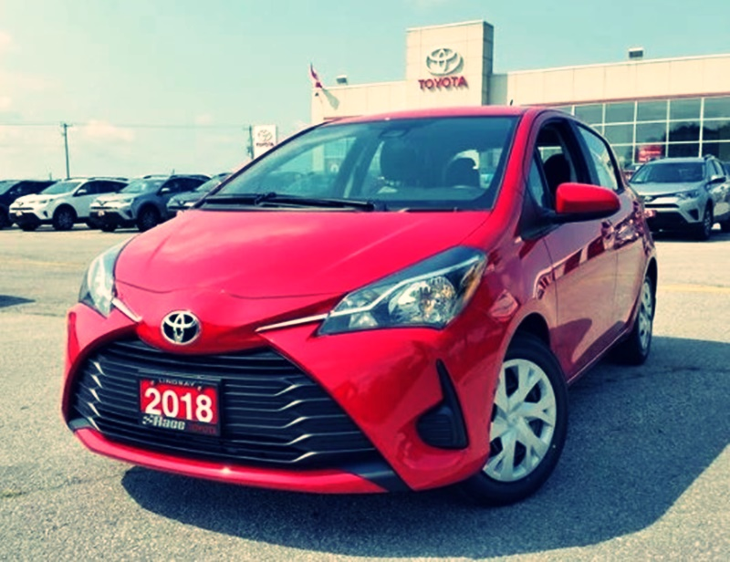 2018 Toyota Yaris Hybrid, Mpg and Msrp