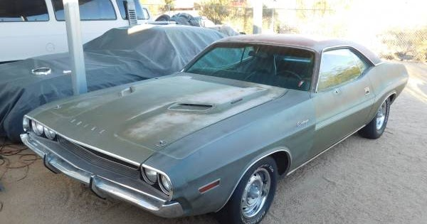 1970 Dodge Challenger R T 383 Magnum Buy American Muscle Car