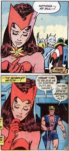 Avengers 102 Scarlet Witch