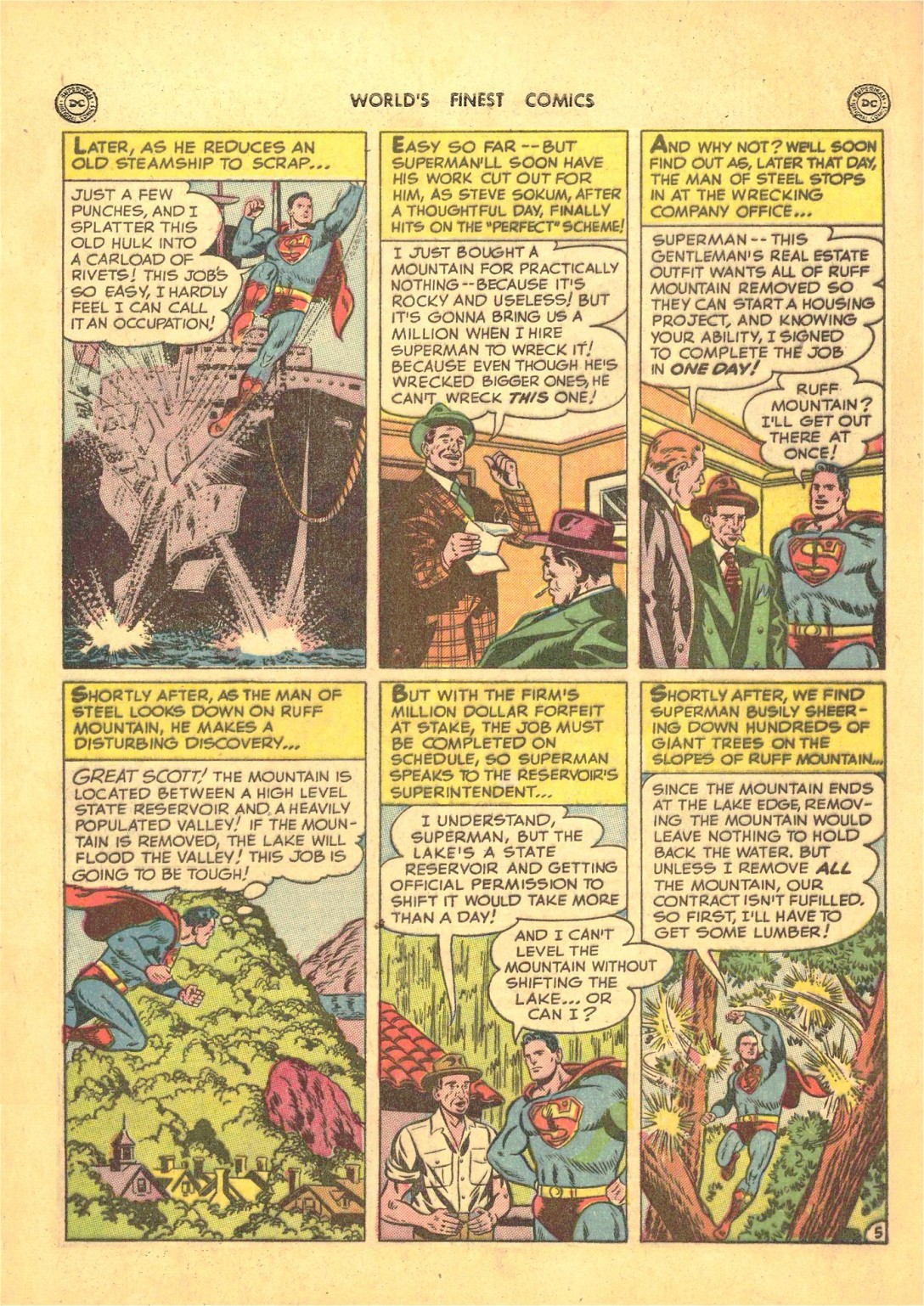 Read online World's Finest Comics comic -  Issue #50 - 7