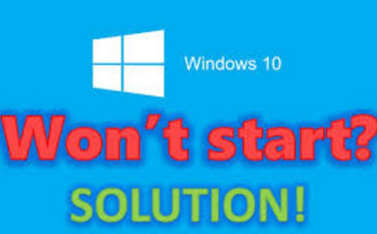 2020tech what to do when windows 10 fails to boot