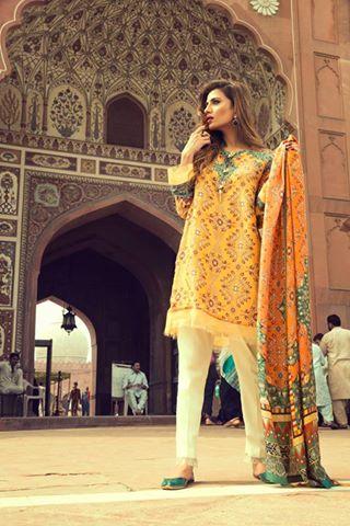 zara-shahjahan-silk-winter dresses-collection-for-women