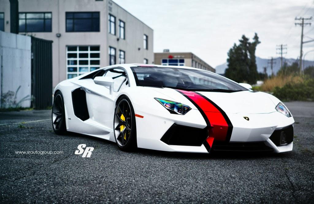 Lamborghini Aventador Lp700 Tuned By Sr Auto Greenstylo