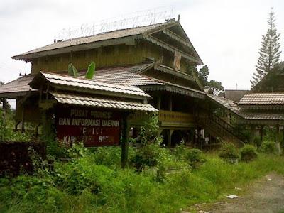 Desain Rumah Adat Sulawesi Tenggara